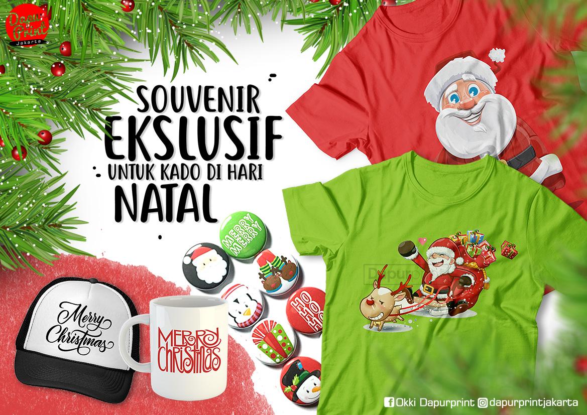 5 souvenir ekslusif untuk kado di Hari Natal