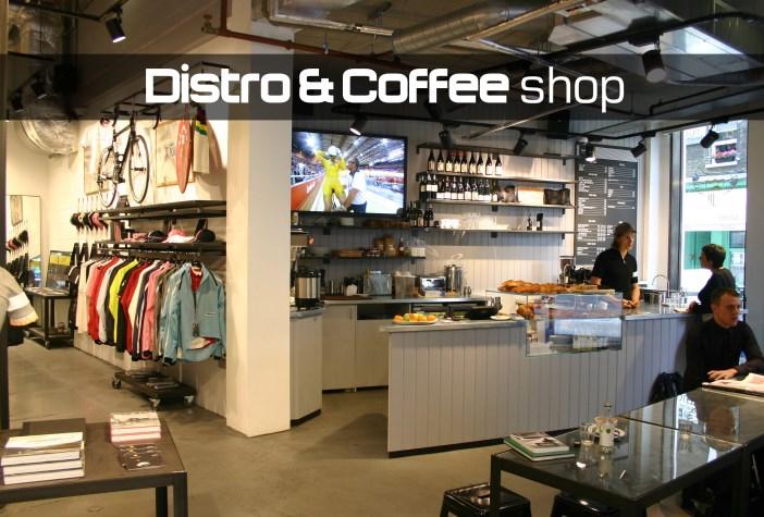 Ketika Usaha KAOS DISTRO Kolaborasi Dengan Coffee Shop