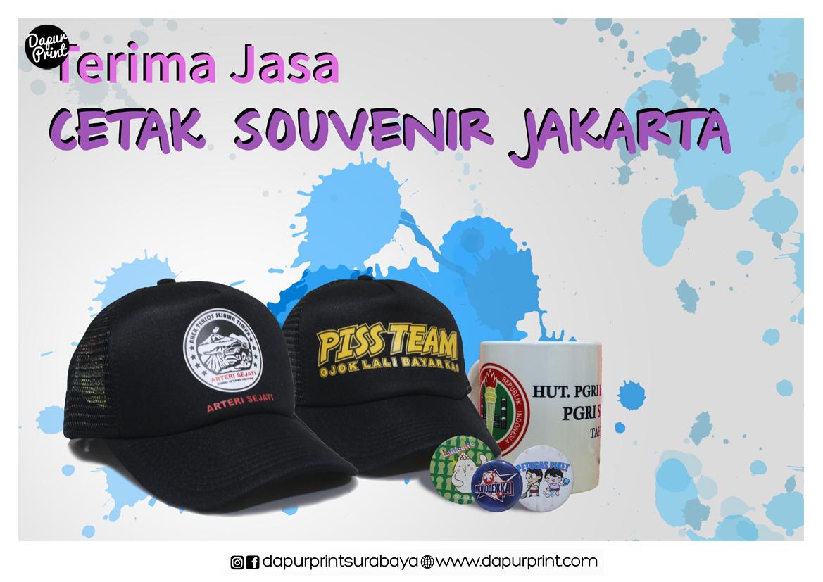 Terima Jasa Cetak Souvenir Jakarta