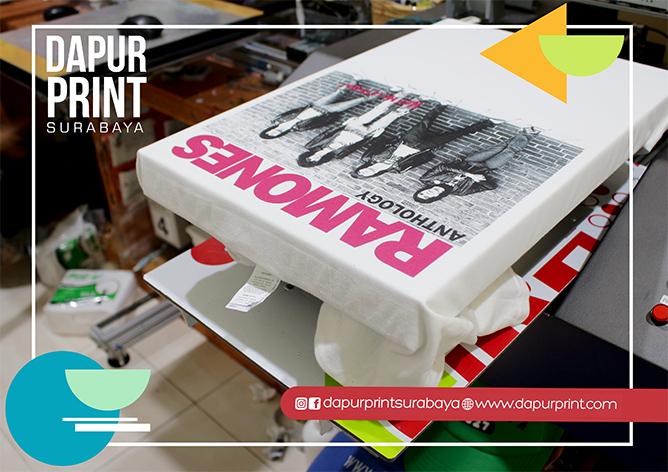 Jasa Print Kaos Digital Bisa Lusinan Di Surabaya