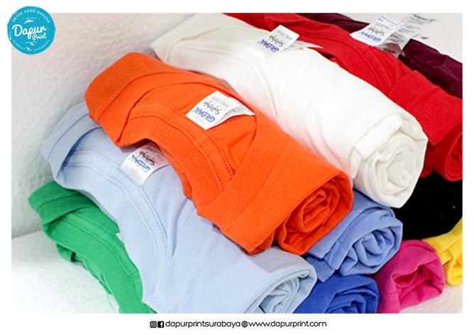 Kaos Polos Katun Combed 30s Super Soft Style