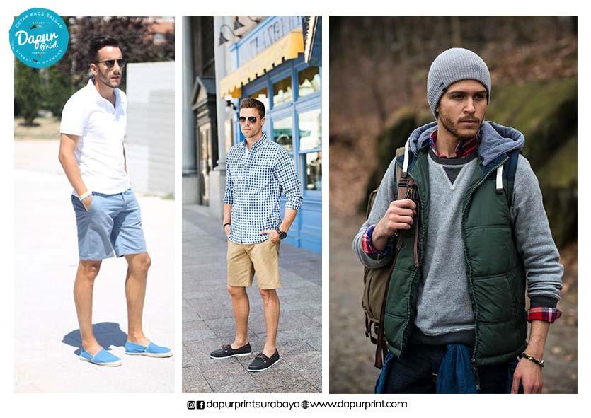 Fashion Pria yang Cocok untuk Berlibur