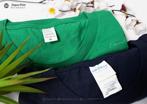 Mengenal Karakteristik Kaos Polos Import Dan Local