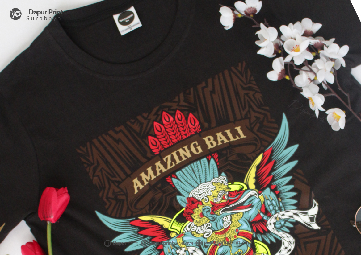 Produk Perdana Dapur Print Kaos Amazing Bali