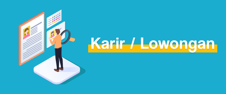 Karir / Lowongan