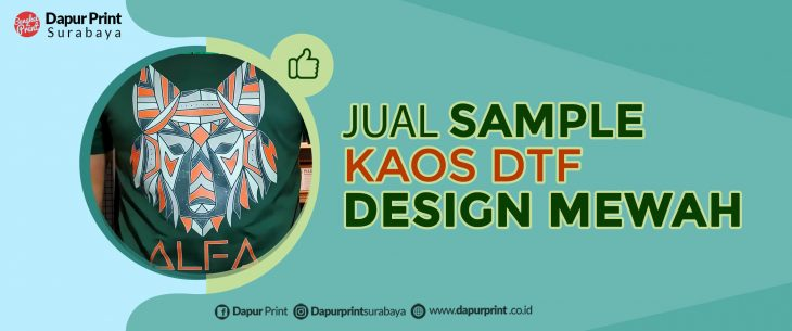 Jasa Print Sample DTF Satuan