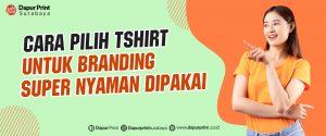 Baju Oblong Untuk Branding Image