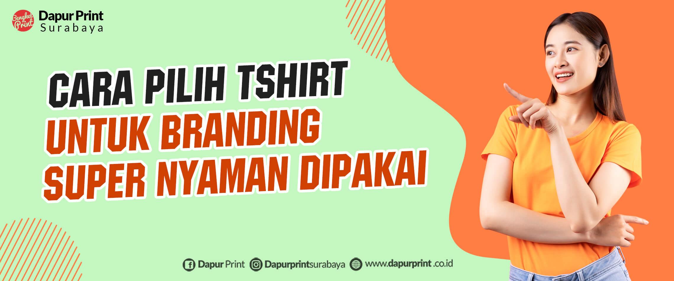3 Tips Memilih Kaos Yang Cocok Untuk Promosi Bisnis